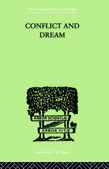 Conflict and Dream book cover