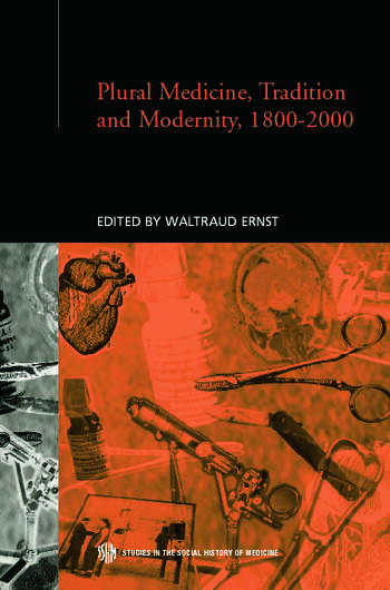 Plural Medicine, Tradition and Modernity, 1800-2000 book cover