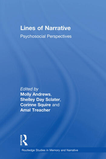 Lines of Narrative Psychosocial Perspectives book cover