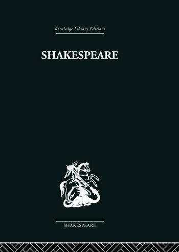 Shakespeare The Poet in his World book cover