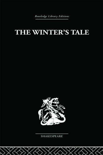 The Winter's Tale A Commentary on the Structure book cover