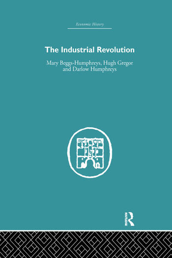 The Industrial Revolution book cover