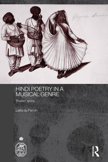 Hindi Poetry in a Musical Genre Thumri Lyrics book cover