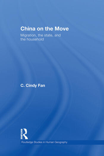 China on the Move Migration, the State, and the Household book cover