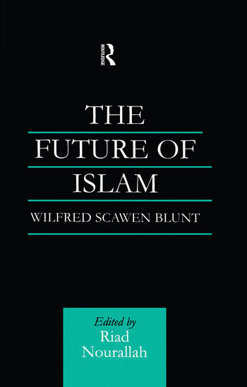 The Future of Islam A New Edition book cover