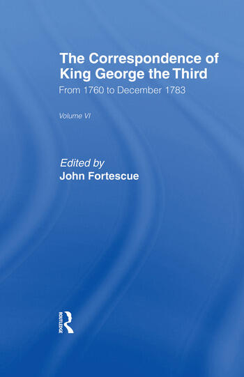 Corr.King George Vl6 book cover