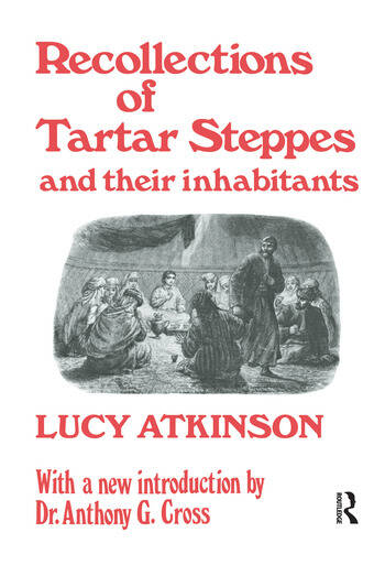 Recollections of Tartar Steppes and Their Inhabitants book cover