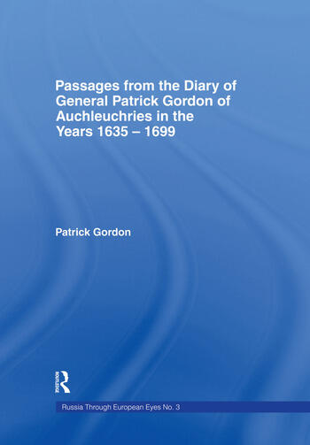 Passages from the Diary of Cb book cover