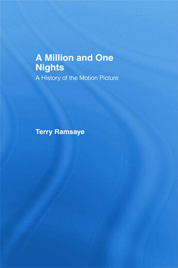 A Million and One Nights A History of the Motion Picture book cover