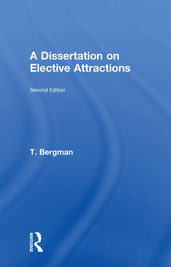 Dissertation Elective book cover