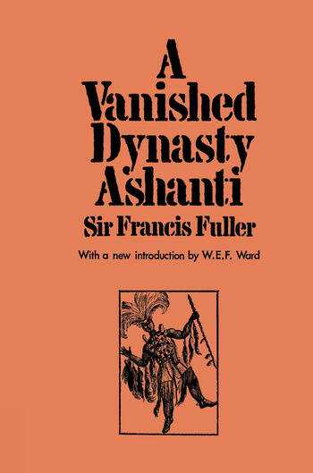 A Vanished Dynasty - Ashanti book cover