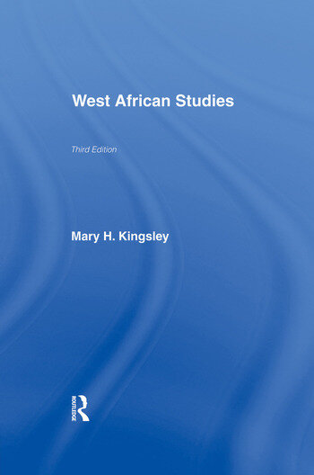 West African Studies book cover