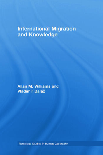International Migration and Knowledge book cover