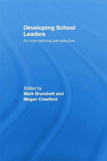 Developing School Leaders An International Perspective book cover
