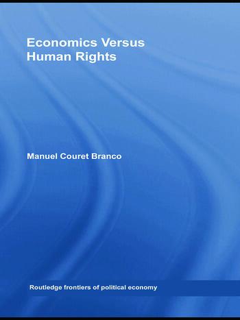 Economics Versus Human Rights book cover