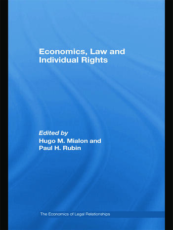 Economics, Law and Individual Rights book cover
