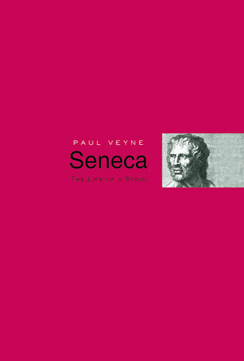 Seneca The Life of a Stoic book cover