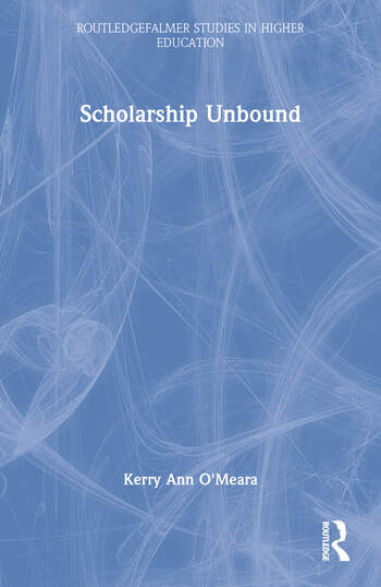 Scholarship Unbound book cover