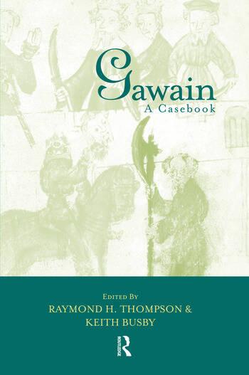 Gawain A Casebook book cover
