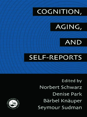 Cognition, Aging and Self-Reports book cover