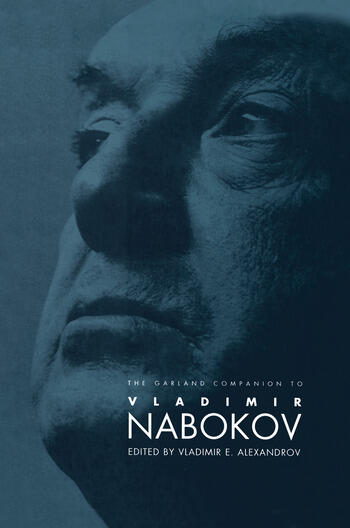 The Garland Companion to Vladimir Nabokov book cover