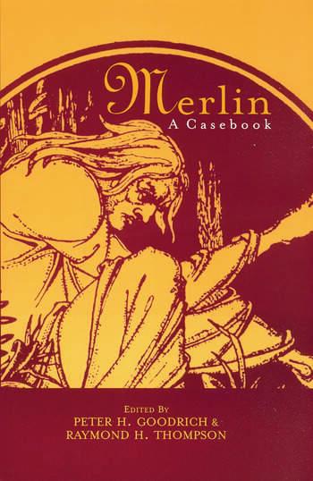 Merlin A Casebook book cover