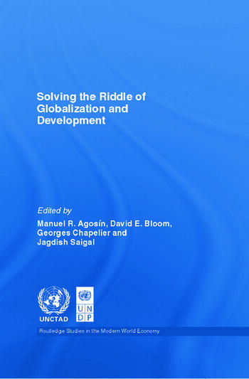 Solving the Riddle of Globalization and Development book cover