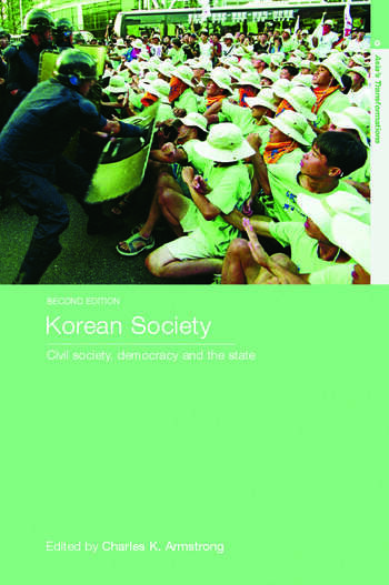 Korean Society Civil Society, Democracy and the State book cover