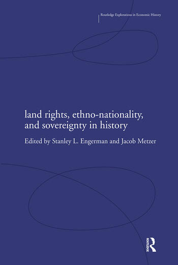 Land Rights, Ethno-nationality and Sovereignty in History book cover