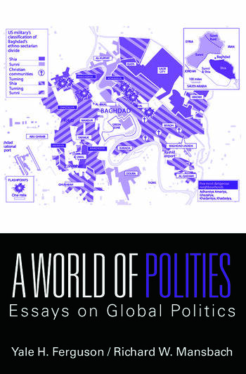 A World of Polities Essays on Global Politics book cover