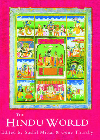The Hindu World book cover