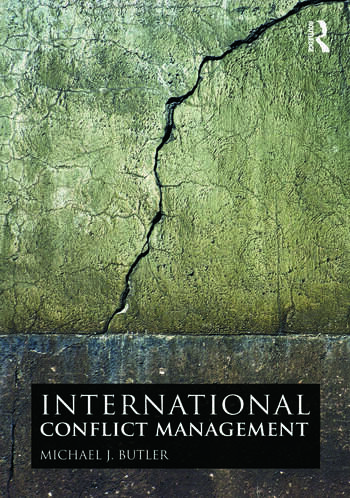 International Conflict Management book cover