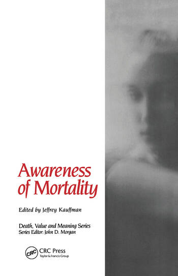 Awareness of Mortality book cover