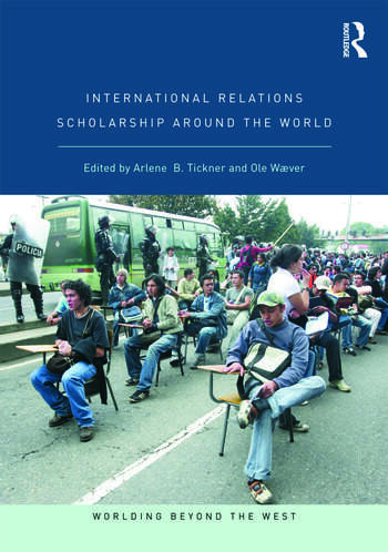 International Relations Scholarship Around the World book cover