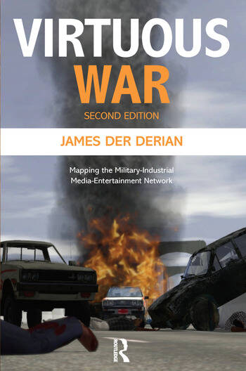 Virtuous War Mapping the Military-Industrial-Media-Entertainment-Network book cover