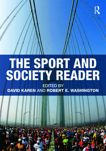 The Sport and Society Reader book cover