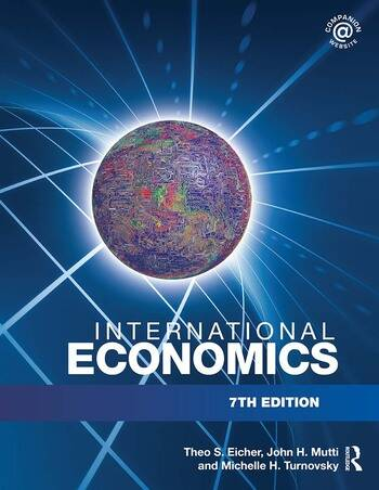 International Economics book cover