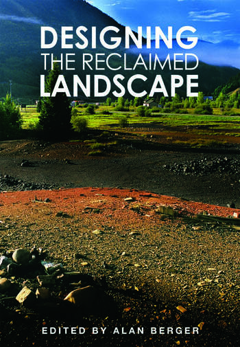 Designing the Reclaimed Landscape book cover