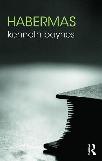 Habermas book cover