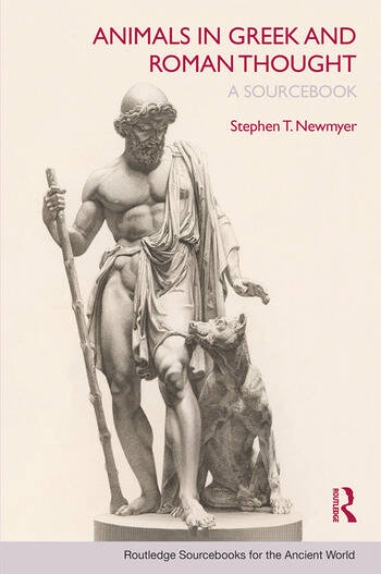 Animals in Greek and Roman Thought A Sourcebook book cover