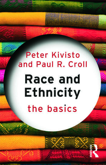 Race and Ethnicity: The Basics book cover