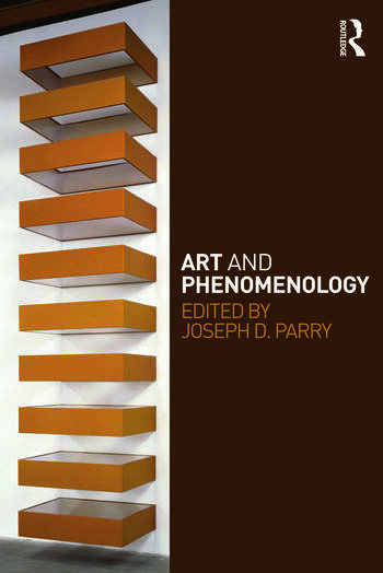 Art and Phenomenology book cover