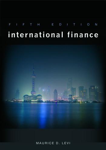 International Finance book cover