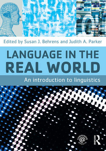 Language in the Real World An Introduction to Linguistics book cover