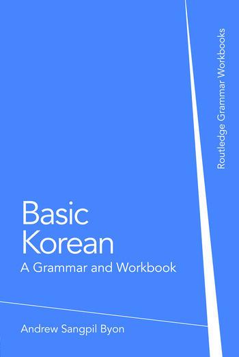 Basic Korean A Grammar and Workbook book cover