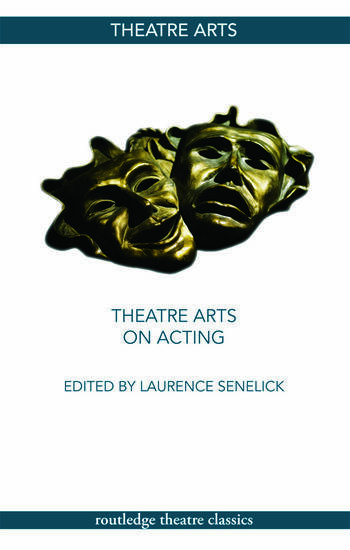 Theatre Arts on Acting book cover