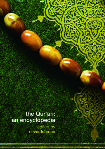 The Qur'an An Encyclopedia book cover