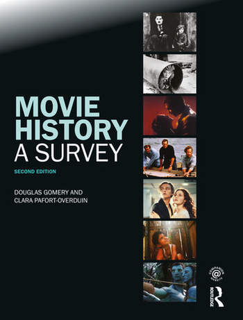 Movie History: A Survey Second Edition book cover