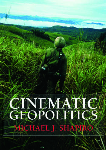Cinematic Geopolitics book cover
