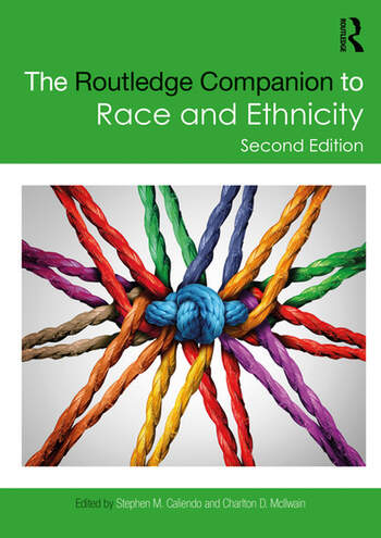 The Routledge Companion to Race and Ethnicity book cover